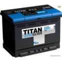 Titan EuroSilver 74 R низкий (74 А·ч)