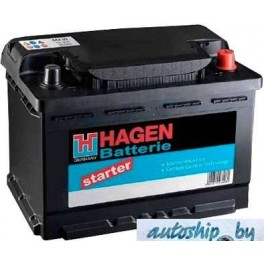HAGEN 57412 (74 А/ч)