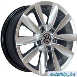 "Replica Volkswagen VW15 15x6.5"" 5x100мм DIA 57.1мм ET 40мм SI"
