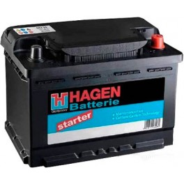 HAGEN 55559 (55 А/ч)