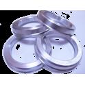 CZ-254 алюминий 67.1 х 57.1