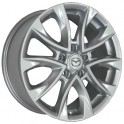 "Replica Mazda MZ5051 17x7"" 5x114.3мм DIA 67.1мм ET 50мм SI"