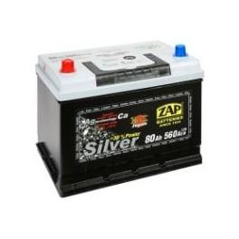 ZAP Silver Japan 535 72 L (35 А/ч)