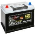 ZAP Silver 580 25 R (80 А/ч)