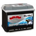 Sznajder Silver Premium 564 45 (55 А·ч)