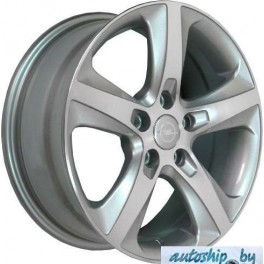 "Replica Opel 2217 16x6.5"" 5x118мм DIA 71.1мм ET 40мм MG"