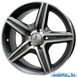 """Replica Mercedes-Benz MB64 17x7.5"""" 5x112мм DIA 66.6мм ET 37мм"""